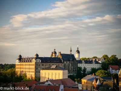 Das Altenburger Residenzschloss