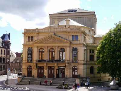 Das Altenburger Theater