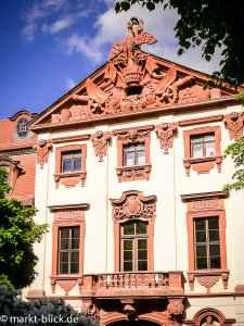 Das Seckendorfsche Palais am Brühl