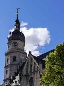 Älteste Kirche Altenburgs - St. Bartholomaei