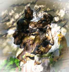 Grafitti - Die raufenden Wenzel des Skatspiels