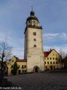 Nikolaikirchturm & Nikolaiviertel