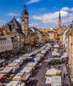 Altenburger Wochenmarkt